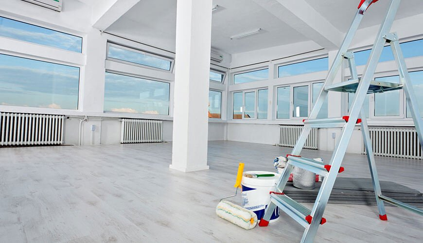 after renovation cleaning services