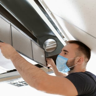 ventilation and commercial cleaning company